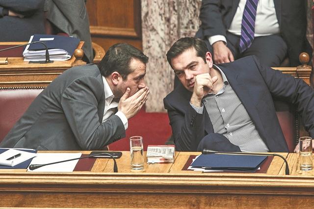 Ανάλυση δημοσκόπησης GPO για «ΤΑ ΝΕΑ»: Σοβαρό πλήγμα για ΣΥΡΙΖΑ - Τσίπρα από τις αποκαλύψεις για το παρακράτος | tanea.gr