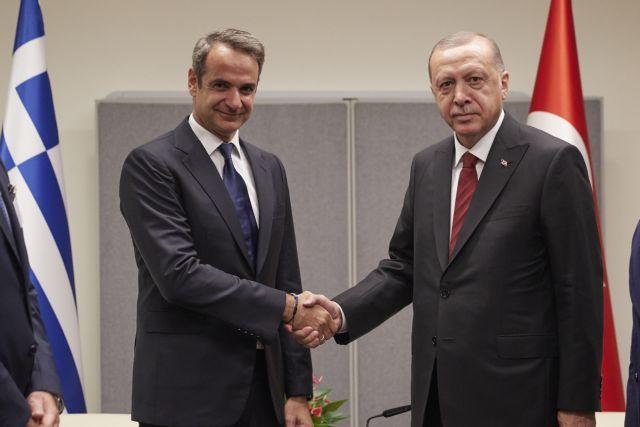 Μητσοτάκης προς Τουρκία: Σταματήστε τις προκλήσεις για να υπάρξει πολιτισμένος διάλογος | tanea.gr