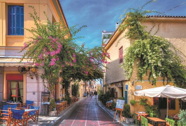 Διάσημοι έρωτες στη σκιά της Ακρόπολης - Μοναδικές ιστορίες αγάπης | tanea.gr