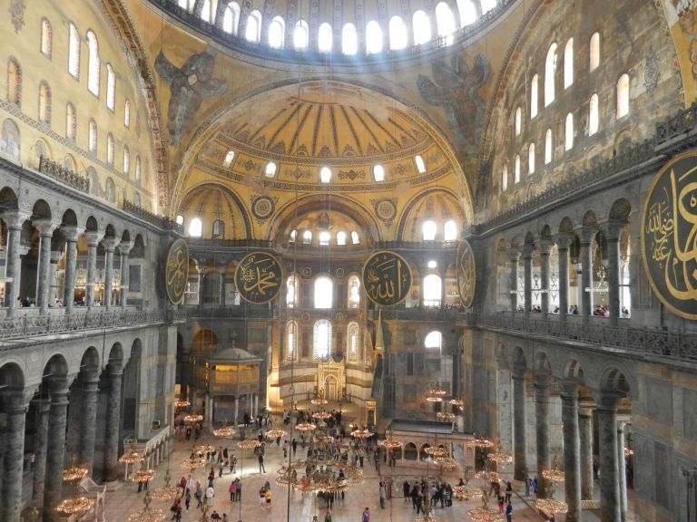 Αγια-Σοφιά : Το Ανώτατο Δικαστήριο παραπέμπει στον Ερντογάν για την απόφαση αν θα μετατραπεί σε τζαμί   tanea.gr