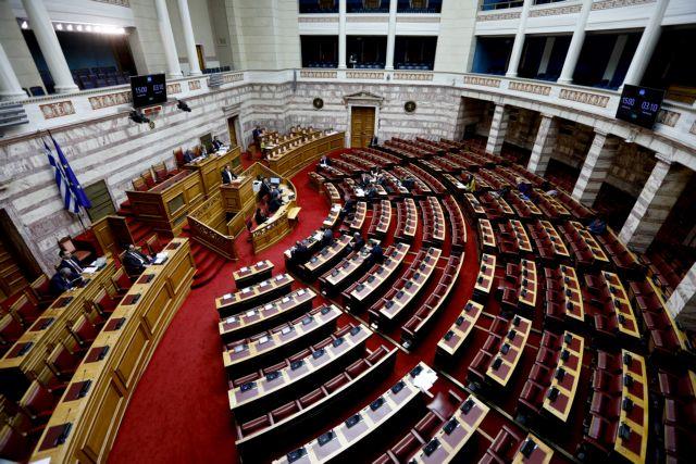 Ψηφίστηκε η αμυντική συμφωνία Ελλάδας-Ισραήλ: Ναι από ΝΔ, ΚΙΝΑΛ και Ελληνική Λύση - Παρών ο ΣΥΡΙΖΑ | tanea.gr