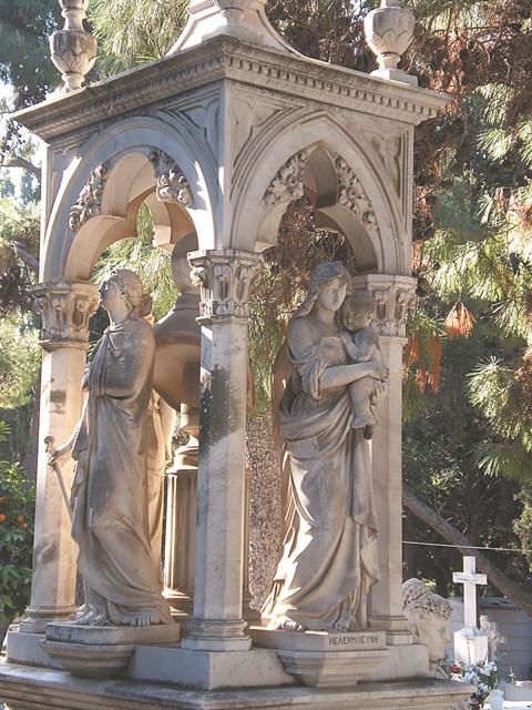 Εικονική ξενάγηση στο Α' Νεκροταφείο | tanea.gr