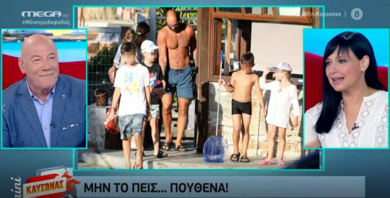 «Μίνι Καύσωνας» – MEGA : Ο καλοκαιρινός άθλος και το… «σκοράρισμα» του Σπανούλη στην παραλία | tanea.gr