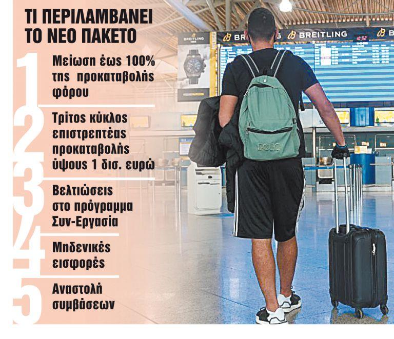 Μηδέν εισφορές και προκαταβολή | tanea.gr