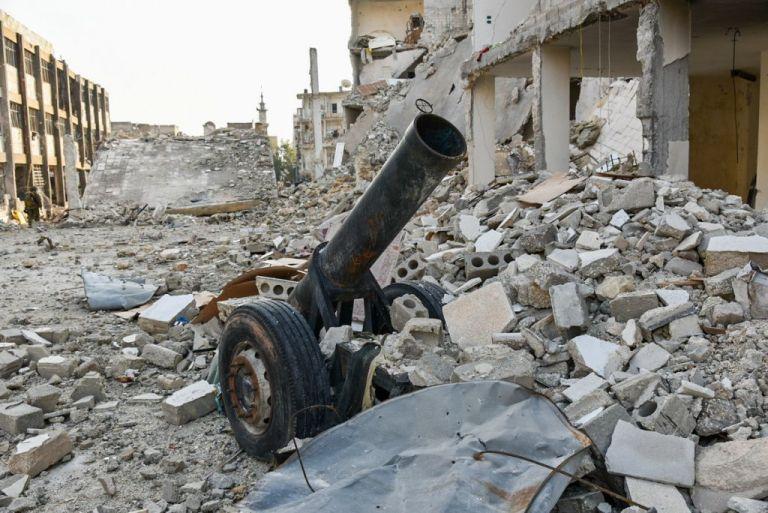Συρία: Ενέδρα εναντίον ρωσοτουρκικής στρατιωτικής αυτοκινητοπομπής   tanea.gr
