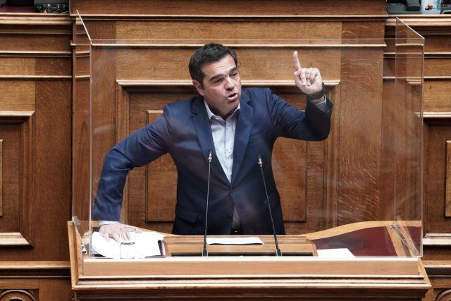 Τσίπρας: Η κυβέρνηση να μην κάνει τίποτα λιγότερο από όσα κάναμε εμείς το 2018   tanea.gr