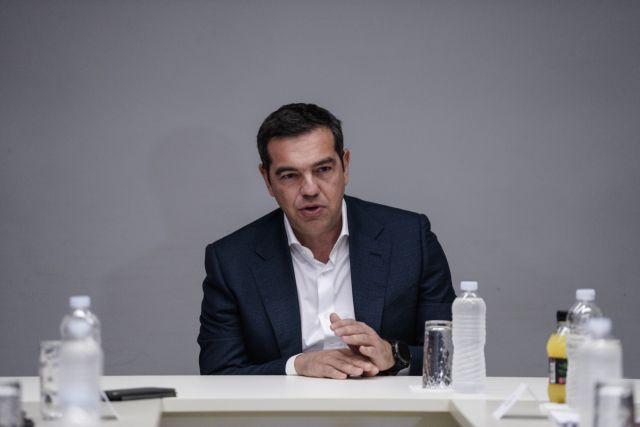 Συγχαρητήρια Τσίπρα στον Ζάεφ για τη νίκη του στις εκλογές | tanea.gr