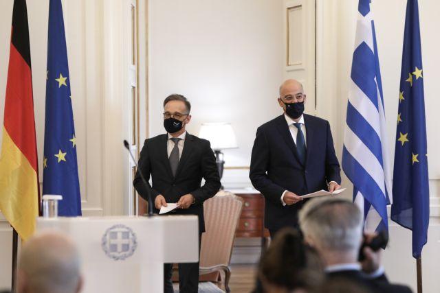 Μάας – Δένδιας: Διάλογος με την Τουρκία σε καθεστώς απειλών δεν γίνεται   tanea.gr