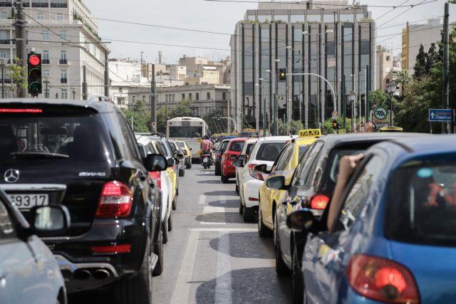 Σε ποιους δρόμους της Αθήνας έχει κίνηση   tanea.gr