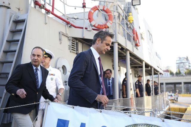 Μητσοτάκης προς Τουρκία για μεταναστευτικό: Η θάλασσα έχει σύνορα   tanea.gr