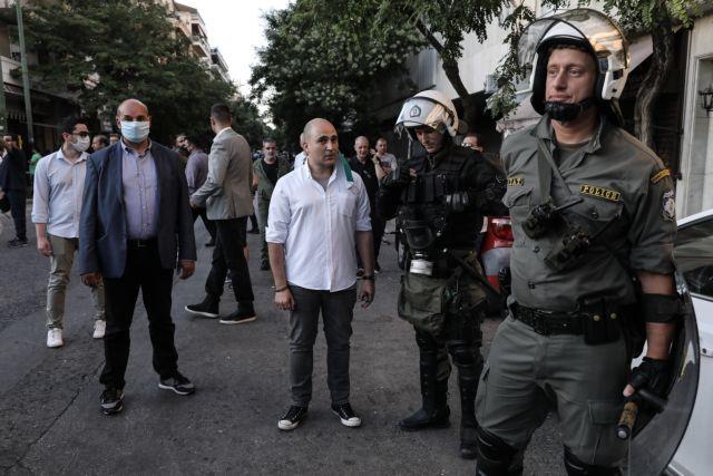 Μπογδάνος: Θα είμαι στο δρόμο κι ας βρυχάται δίπλα το φάντασμα του Χίτλερ | tanea.gr