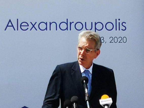 Πάιατ: Πιο ισχυρές από ποτέ οι σχέσεις Ελλάδας και ΗΠΑ | tanea.gr