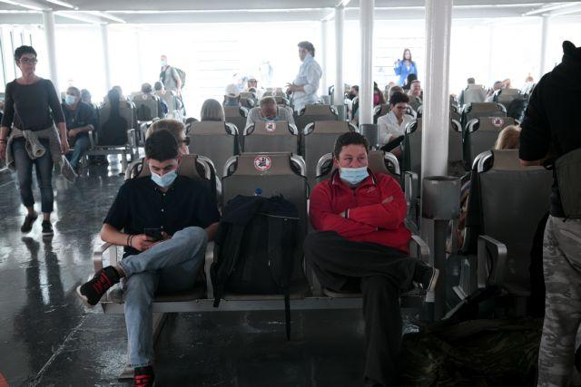 Θεοχάρης: Δεν θα αυξηθεί η πληρότητα στα πλοία - Φρένο από τους λοιμωξιολόγους | tanea.gr