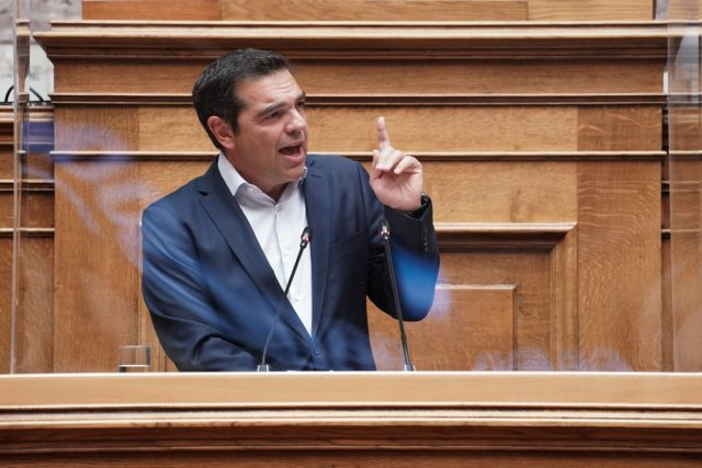 Τσίπρας προς Μητσοτάκη: Η χώρα μπαίνει σε βαθιά ύφεση χρειάζεται σχέδιο και όχι αυταρχισμό και προπαγάνδα | tanea.gr