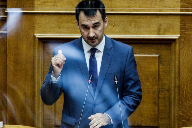 Χαρίτσης: Η κυβέρνηση Μητσοτάκη καθυστέρησε να ζητήσει κυρώσεις κατά της Τουρκίας | tanea.gr