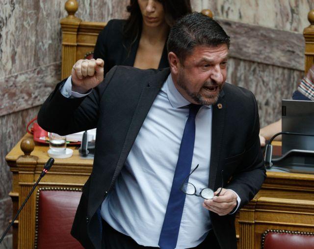 Βγήκαν τα «μαχαίρια» στη Βουλή – Άγρια κόντρα Τζανακόπουλου – Χαρδαλιά | tanea.gr