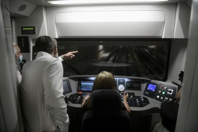 Σε λειτουργία οι τρεις νέοι σταθμοί του μετρό – Ολα όσα πρέπει να ξέρετε | tanea.gr