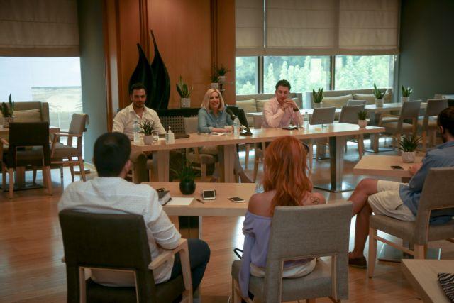 Γεννηματά σε μέλη νεολαίας ΚΙΝΑΛ: Η ηθική στην πολιτική πρέπει να γίνει η επανάστασή μας   tanea.gr