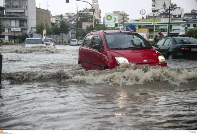 Νέες καταιγίδες και χαλαζοπτώσεις από το μεσημέρι – Πού θα χτυπήσει η κακοκαιρία [ χάρτες] | tanea.gr