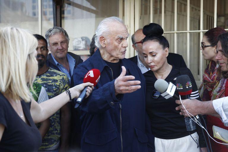 Στο Σισμανόγλειο εσπευσμένα ο Άκης Τσοχατζόπουλος   tanea.gr