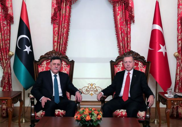 Λιβύη: Ο Σάρατζ αποθεώνει την Τουρκία και ζητά βοήθεια από την Ευρώπη | tanea.gr