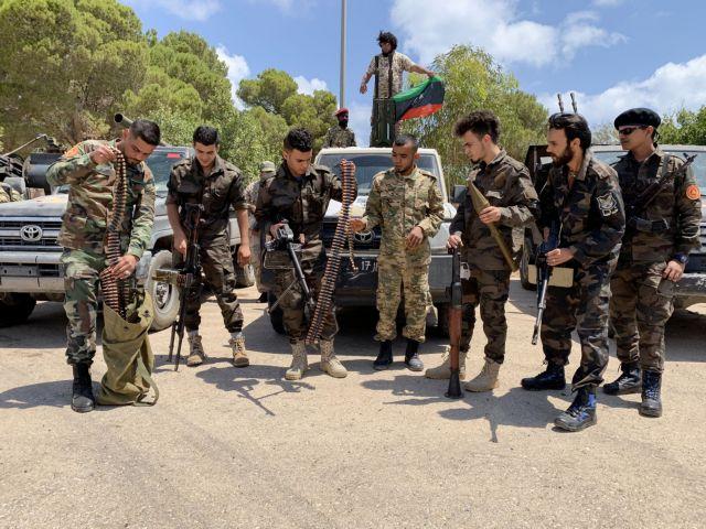 Καζάνι που βράζει η Λιβύη: Νέα αεροπορική επίθεση με νεκρούς   tanea.gr