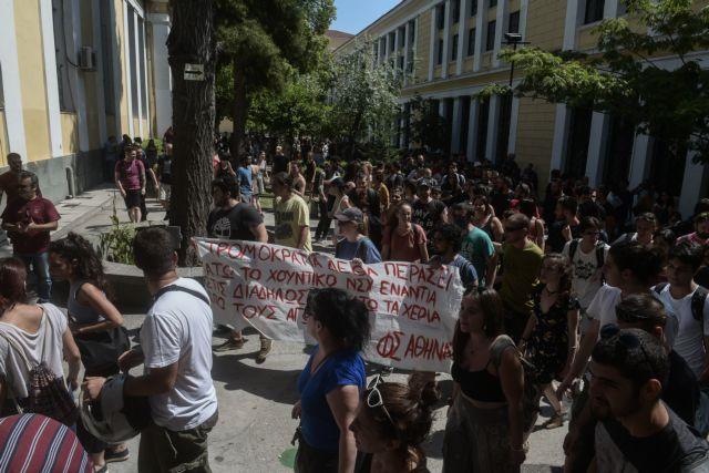 Ελεύθεροι και οι εννιά διαδηλωτές για τα επεισόδια στο κέντρο   tanea.gr