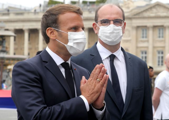 Νέα μέτρα στη Γαλλία – Προς υποχρεωτική χρήση μάσκας σε κλειστούς χώρους   tanea.gr