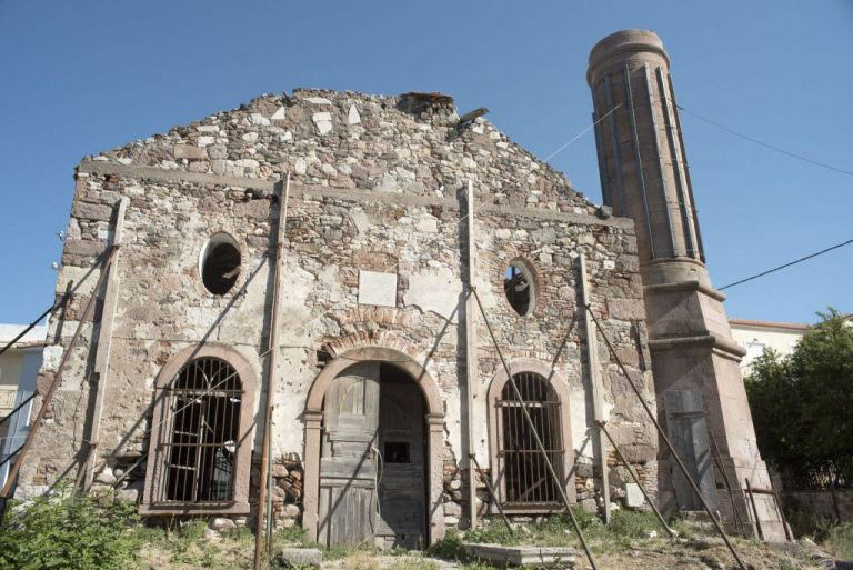 Μυτιλήνη: Να σταματήσουν τα έργα στο Βαλιδέ Τζαμί λόγω Αγίας Σοφίας | tanea.gr