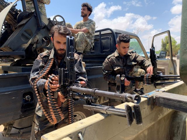 Νέα ένταση Τουρκίας – Αιγύπτου για τη Λιβύη: Ο Ερντογάν είπε τον Σίσι… παράνομο | tanea.gr