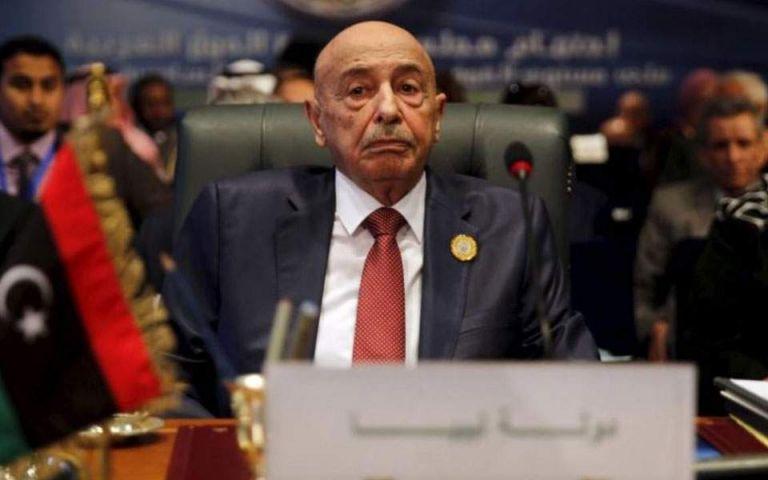 Διπλωματικός πυρετός για τη Λιβύη: Στη Μόσχα για συνομιλίες ο Ακίλα Σαλέχ   tanea.gr