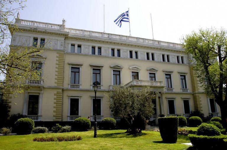 Δεξίωση στο Προεδρικό τον καιρό της πανδημίας   tanea.gr