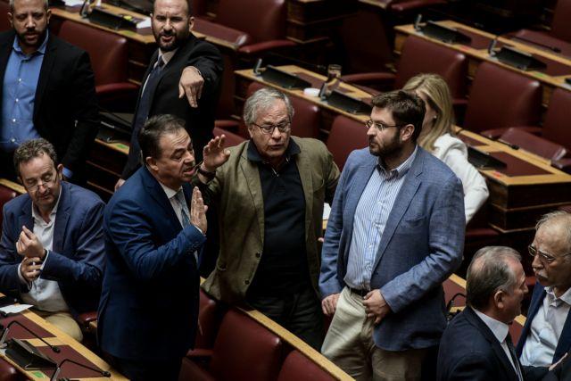 Ο Μάρκου του ΣΥΡΙΖΑ απολογήθηκε για την απρεπή συμπεριφορά του στη Βουλή | tanea.gr