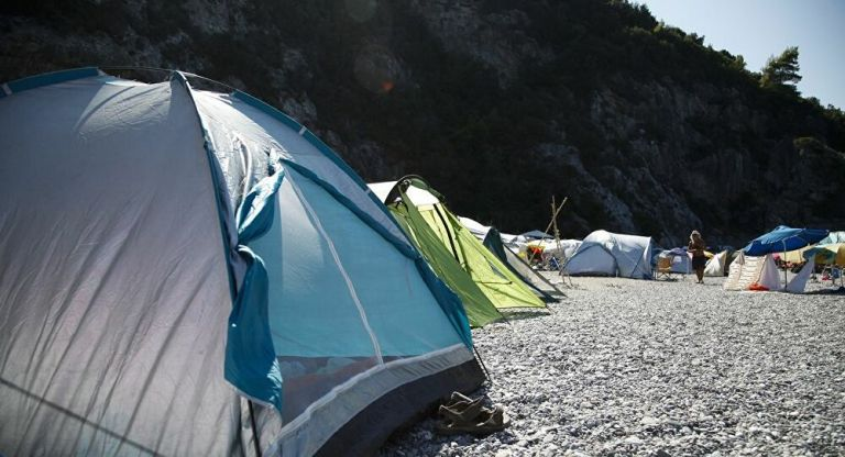 Τραγωδία στην Εύβοια: 35χρονος πέθανε σε κάμπινγκ | tanea.gr