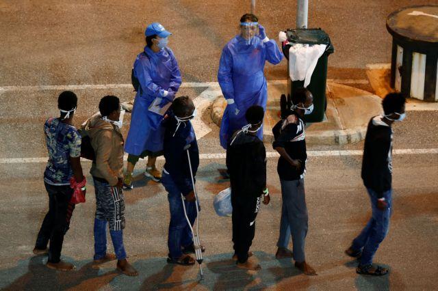 Θετικοί στον κοροναϊό 65 από τους 94 μετανάστες που διασώθηκαν στη Μάλτα | tanea.gr