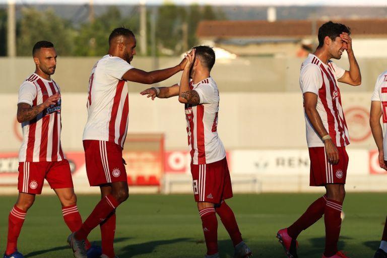 Ολυμπιακός: Τα γκολ απέναντι στην Ομόνοια | tanea.gr