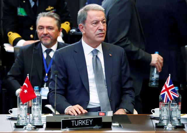 Ξεσηκώνει τους τούρκους αξιωματικούς ο Ακάρ για την «Γαλάζια Πατρίδα» | tanea.gr