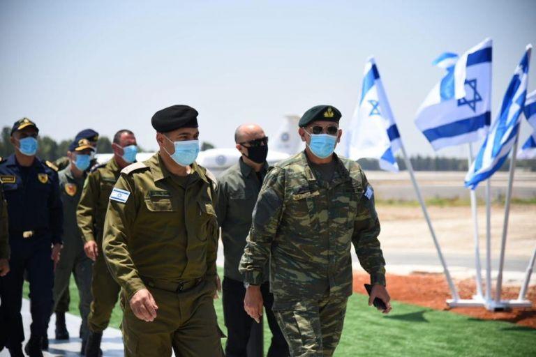 Tαξίδι του Αρχηγού ΓΕΕΘΑ Στρατηγού Φλώρου στο Ισραήλ - Για εμβάθυνση στρατιωτικής συνεργασίας των δύο χωρών | tanea.gr