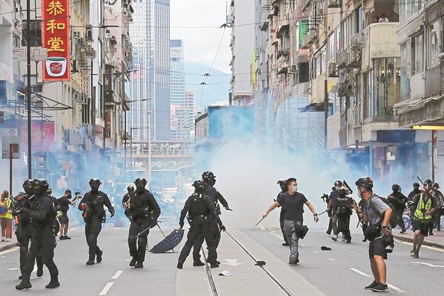 «Ελευθερώστε το Χονγκ Κονγκ» | tanea.gr