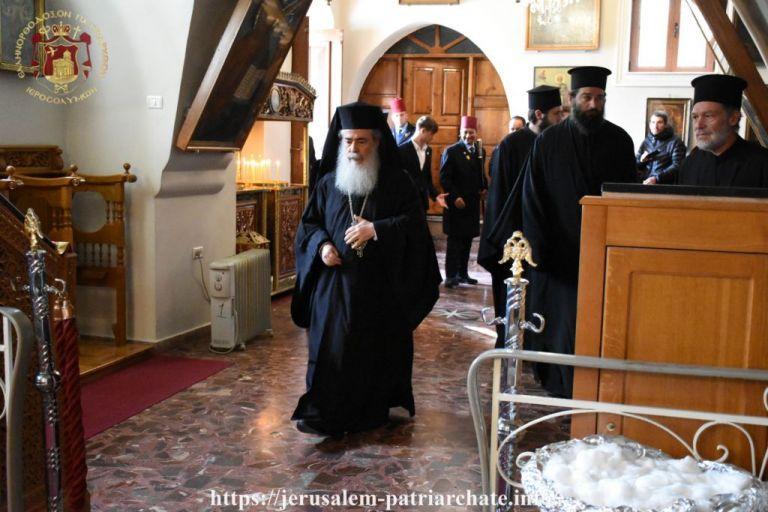 Παρέμβαση του Πατριάρχη Ιεροσολύμων για την Αγια-Σοφιά | tanea.gr