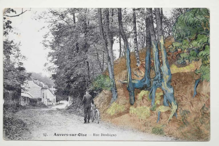 Πώς μια καρτ ποστάλ αποκάλυψε την τοποθεσία του τελευταίου πίνακα του Βαν Γκογκ | tanea.gr