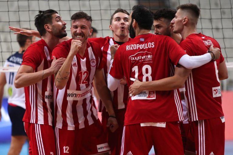 Σαρωτικός ο Ολυμπιακός (3-0), ισοφάρισε σε 1-1 | tanea.gr