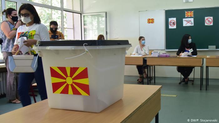 Κρίσιμες βουλευτικές εκλογές την Τετάρτη στη Βόρεια Μακεδονία | tanea.gr