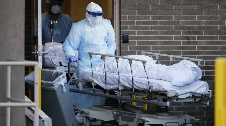 ΗΠΑ : 850 νέοι θάνατοι και πάνω από 63.000 κρούσματα σε 24 ώρες | tanea.gr