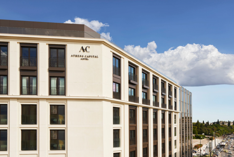 Athens Capital Hotel – MGallery: Επένδυση 25 εκατ. ευρώ στην καρδιά της Αθήνας | tanea.gr