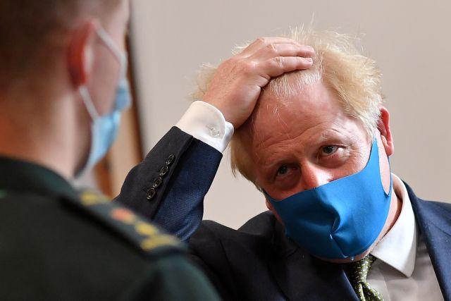 Τζόνσον : Σε εσωτερικές διακοπές προτρέπει τους Βρετανούς ο Μπόρις Τζόνσον | tanea.gr