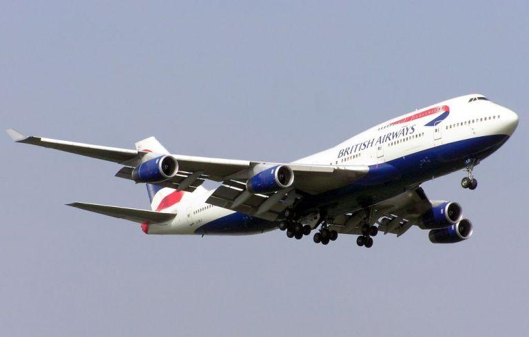 Νωρίτερα αποσύρει η British Airways τα Boeing 747 - Λόγω κοροναϊού   tanea.gr