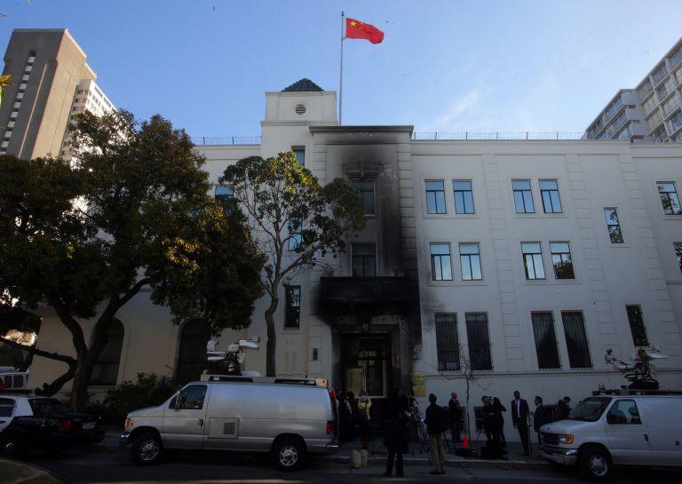 ΗΠΑ: Το μυστήριο της κινέζας ερευνήτριας και ο πόλεμος των προξενείων | tanea.gr