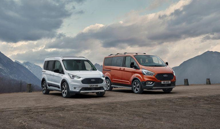Νέα Ford Tourneo και Transit Connect Active: Λατρεύουν την περιπέτεια | tanea.gr