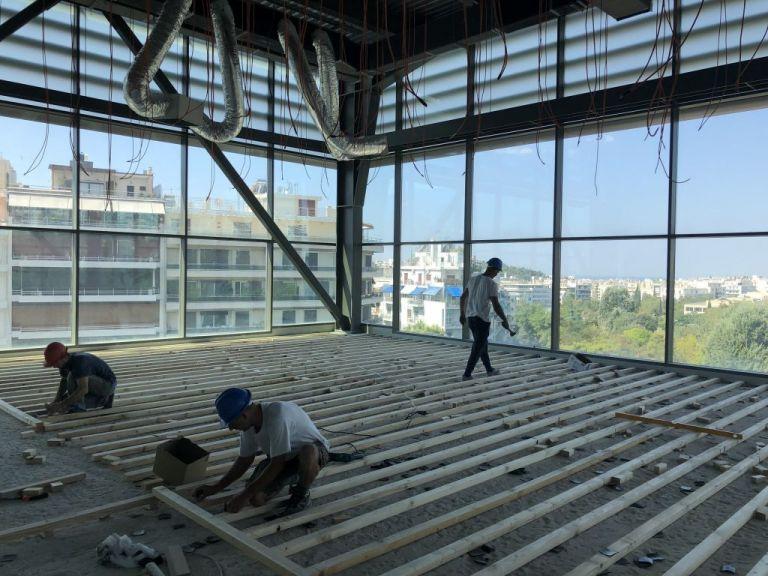 Οι πρώτες εικόνες από τη νέα Εθνική Πινακοθήκη | tanea.gr